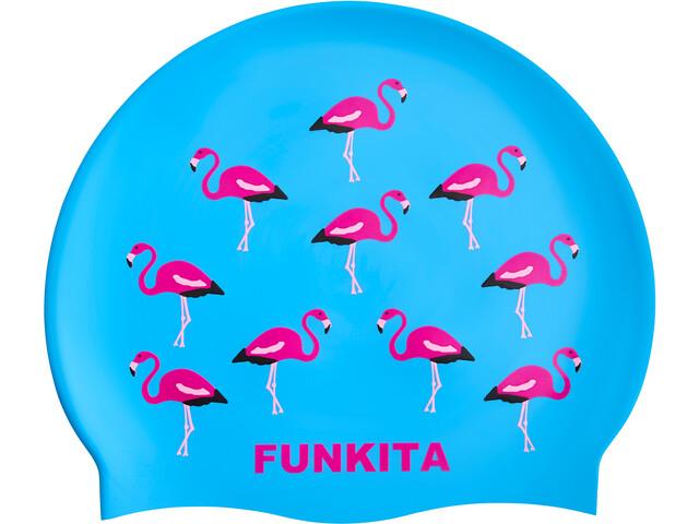 Funkita Gorro de Silicona, go flamingo!